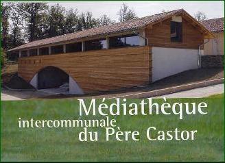 médiatheque Pere Castor Meuzac