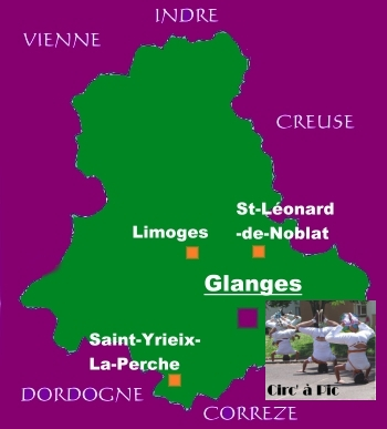 carte Haute-Vienne Circ'à Pic 5