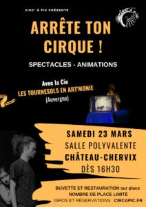 Arrête ton cirque V7